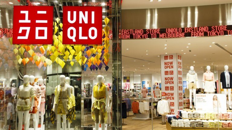 Uniqlo ups raid on Australian retailers