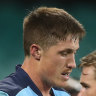 Waratahs' season in tatters after record loss to Rebels