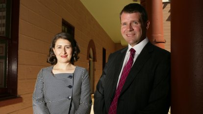 Mike Baird called to give evidence at the ICAC inquiry into Gladys Berejiklian