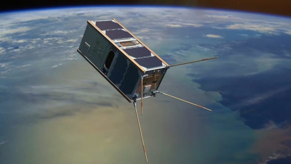 Space laws overhauled as military expert warns of threats to satellites