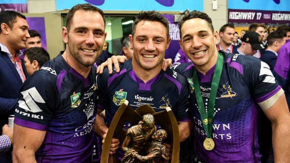 Melbourne skipper in the eye of growing storm