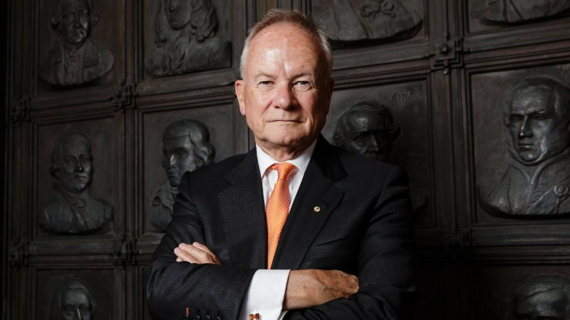 Turn super into income for 'overnight pay increase' Tony Shepherd says – Sydney Morning Herald