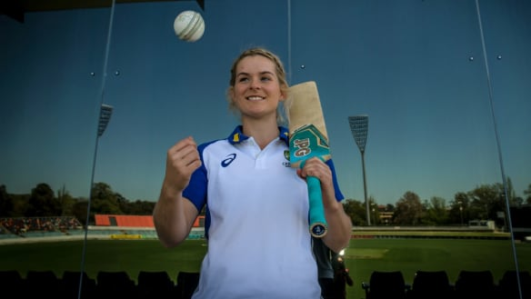 Katie Mack expects ACT Meteors to rise above adversity