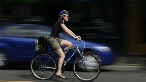 'Huge disappointment': Cyclists oppose benefits cuts under CTP reforms