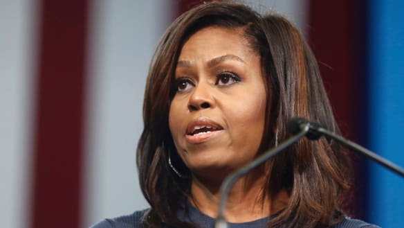 'I felt like I failed': Michelle Obama opens up on miscarriage, IVF