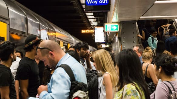 Why New York is a warning for Sydney's train system