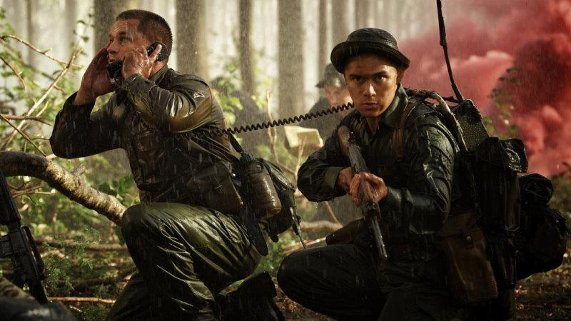 Most intense Australian war movie, Danger Close: The Battle