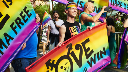 Sydney wins bid to host WorldPride event in 2023