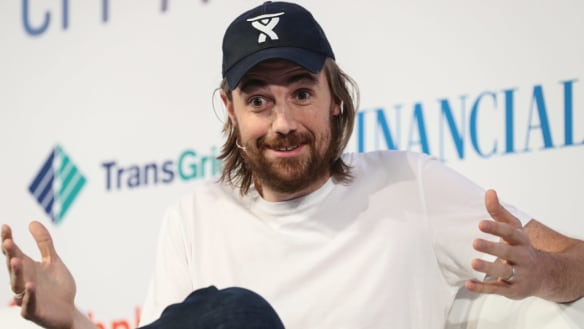 'Fair dinkum power': PM 'inspires' Atlassian co-founder to create pro-renewables brand