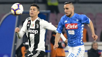 Juventus edge Napoli to close on Serie A title