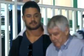 Greenberg steers clear of Jarryd Hayne charge