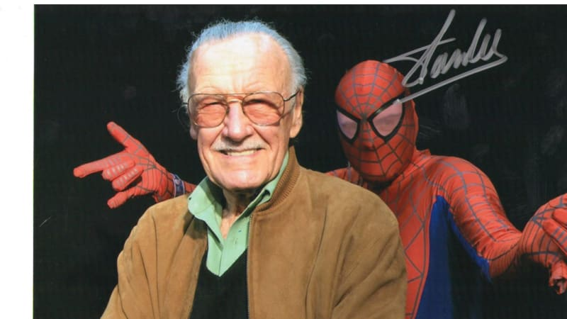 Stan Lee, creator of Spider-Man and Marvel superheroes, dead at 95