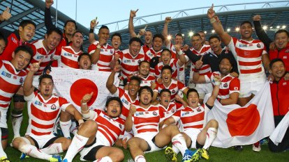 Home of the brave: The inside story of how Japan became giant-slayers