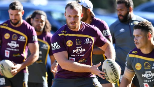 Lodge named in Emerging Blues State of Origin squad