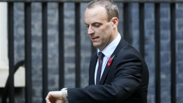 Bookies say Dominic Raab is the second favourite behind Boris Johnson.
