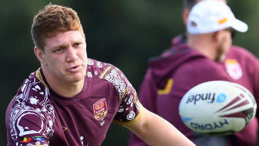 Off-season from hell: Explicit videos featuring Queensland and Canterbury star Dylan Napa are another black eye for the NRL.