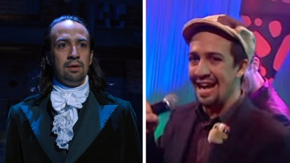 How Lin-Manuel Miranda went from rapping about Vegemite to creating Hamilton