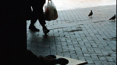 Mental health problems can be a contributing factor to homelessness.