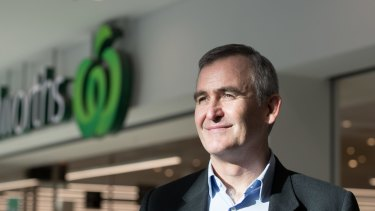 Woolworths CEO Brad Banducci will forgo his $2.6 million short-term bonus this year.