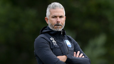 """Sydney FC coach Steve Corica says Tuesday night's friendly with PSG is a """"great opportunity"""" for his players to show what they can do."""