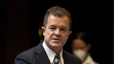 NSW Attorney-General Mark Speakman spearheaded a push to reform national defamation laws.