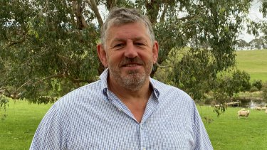 Red Hill resident David Mumby.