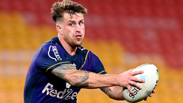 A big offer could tempt Cameron Munster to return to his home state.