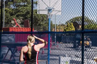 Community netball associations do not know when they will be able to restart their season.