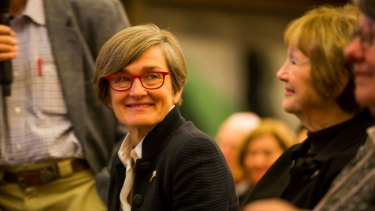 Louise Herron, the CEO of the Sydney Opera House, was a special guest at The House book launch.