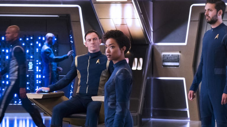 Star Trek: Discovery, one of the key launch titles for CBS All Access in the US market.