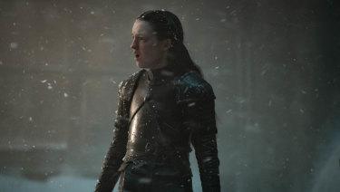 Lyanna Mormont.