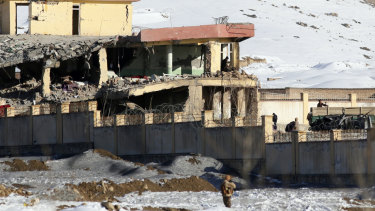 The Taliban is still capable of inflicting mortal attacks upon defence and civil forces in Kabul and other population centres.