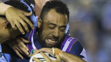 Option: The Dragons are considering making a play for Sam Kasiano.