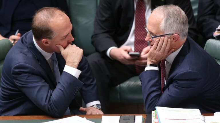 Peter Dutton's first strike against Malcolm Turnbull led to a week of twists and turns in Canberra.