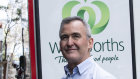 Woolworths chief executive Brad Banducci has overseen booming online sales, in one of this seasons few positive sets of results.
