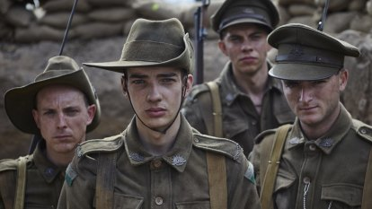 It tanked in the ratings, but Gallipoli the TV series is worth another watch
