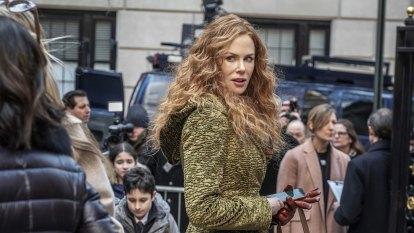 The dark distorted world of Nicole Kidman's new TV murder mystery