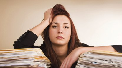 Not just a busy time: What to do when you feel overwhelmed at work