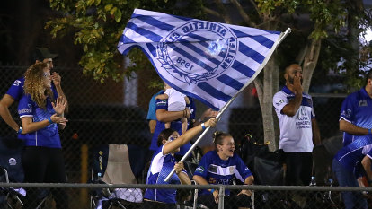 Darwin soccer to be first sport in Australia to welcome back crowds