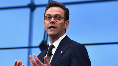 A third of Tesla investors voted against James Murdoch's reappointment