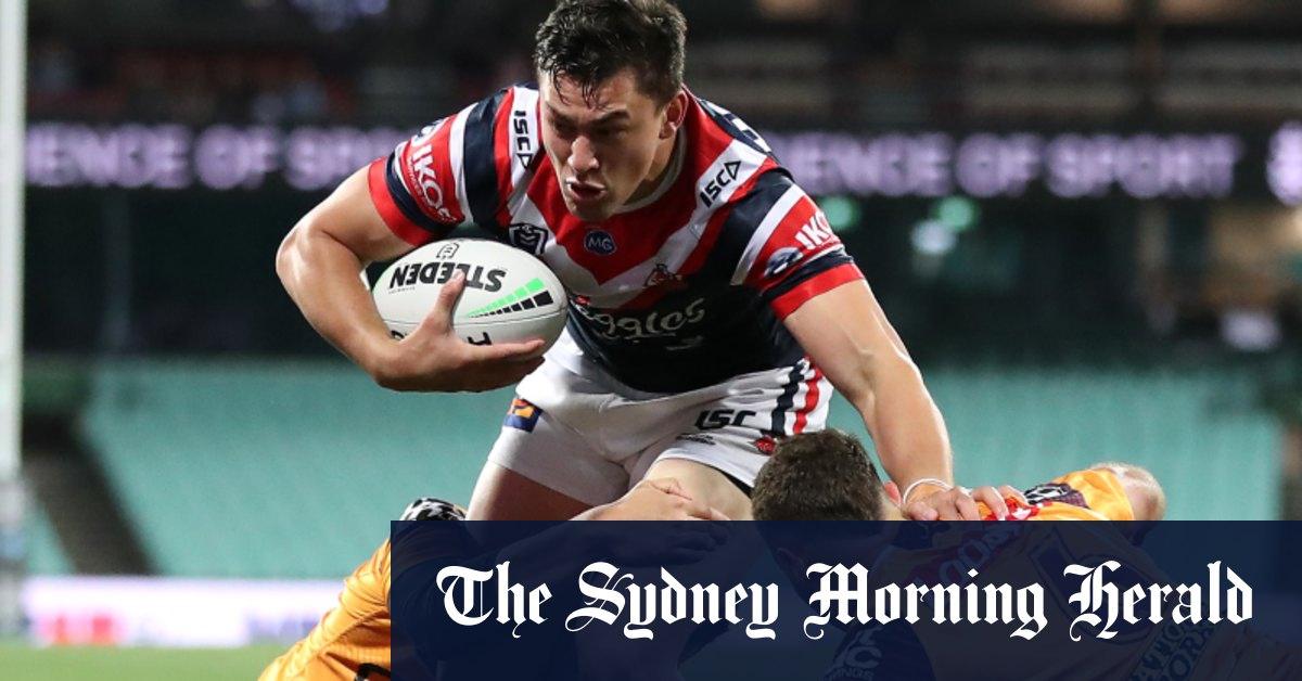 NRL 2020 as it happened: Embarrassing Broncos belted by brilliant Roosters – The Sydney Morning Herald