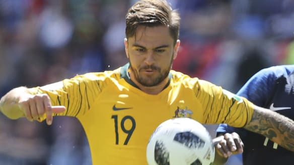 Wanderers' Risdon open to overseas move after World Cup breakthrough