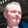 Christopher Pyne sashayed in, and now he's dancing out