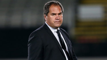 Dave Rennie is firming as the next Wallabies coach despite never having coached at Test level.