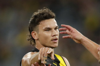 Daniel Rioli has been dropped for Richmond's round 3 match against Sydney.