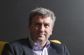 EML chief executive Thomas Cregan.
