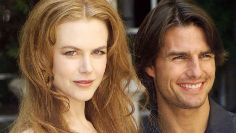 Nicole Kidman and Tom Cruise in September 1999.