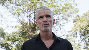 We need answers: Craig Foster.