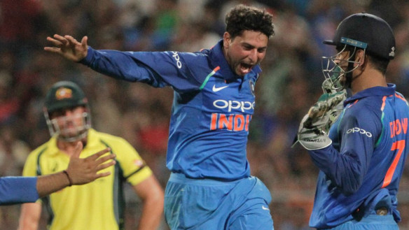 Australia left reeling after crushing ODI defeat in India