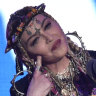 Madonna's anger at media is part of growing celebrity movement